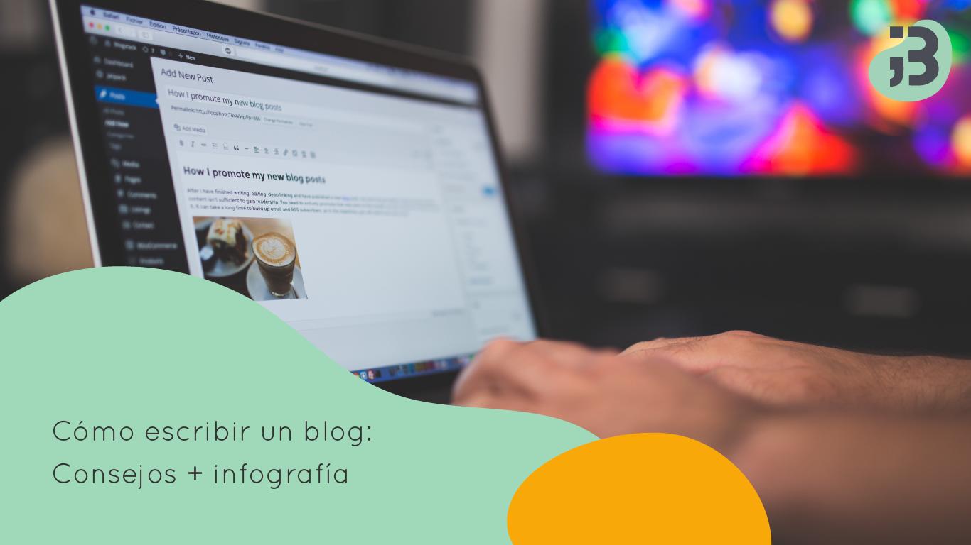 consejos escribir blog